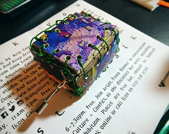 Hand-made music box_Canon_Graffiti_fantasy color