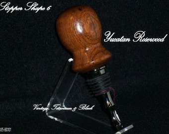 Bottle Stopper Shape 06