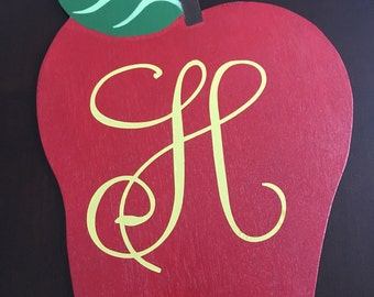 Teacher Apple (perfect for the classroom)