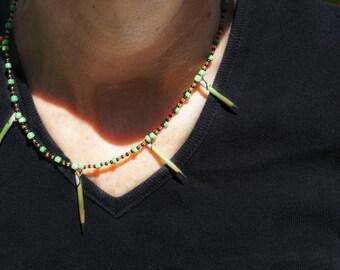 Pencils Galore Necklace