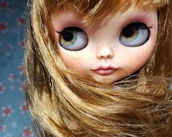 Ooak Blythe doll.