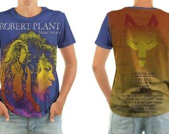 Led Zeppelin Rock and Roll Tshirt by BornRocker Brand