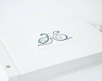 Custom Order/Instax Wedding Guest Book