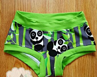 Custom Cotton/Lycra Knit Scrundlewear - Scrundies, Panties, Briefs, Made to Order, Pick your size