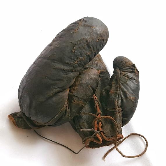 Vintage 1920 S Men S Boxing Gloves D Amp M Leather
