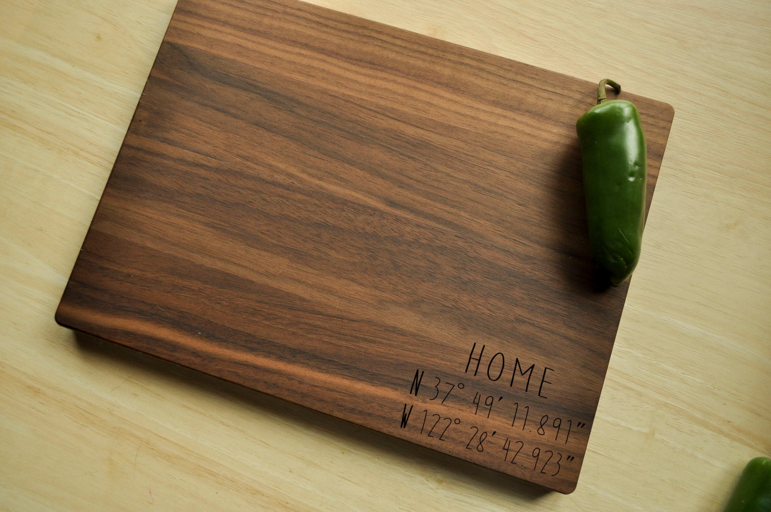 Personalized Cutting Boards ~ Personalized cutting board engraved custom