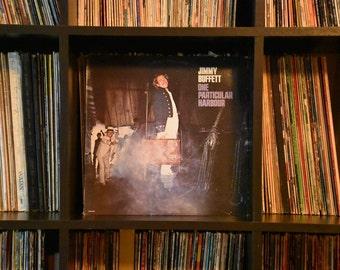 VG+ Free Shipping Jimmy Buffett One Particular Harbour LP Vinyl Record Album Vintage