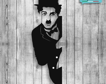 Chaplin Wall Decor
