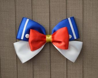 Disney Inspired Donald Duck Hair Bow