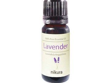 100% Pure Lavender Essential Oil 10ml