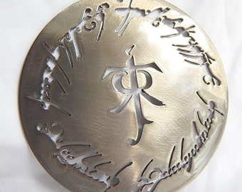 Lord of the Rings Tolkien Tribute Ornament