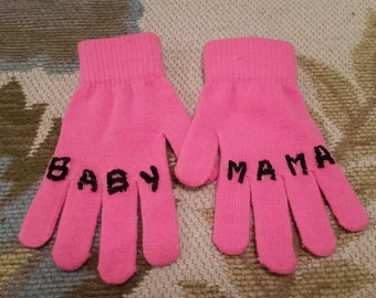 Baby Mama Knuckle Gloves