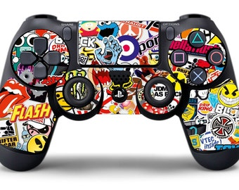 Sticker Logo for controller (PS3, PS4 or Xbox One)