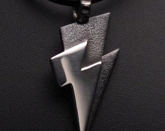 The Lightning Bolt Pendant