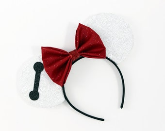 Baymax Mouse Ears