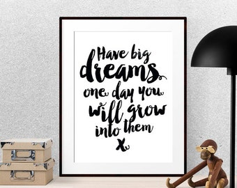 Nursery printable art, Nursery quotes, Baby girl nursery decor, Baby girl nursery art prints, Kid's room decor, Childrens wall decor