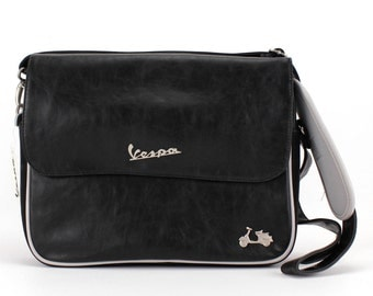 "Messenger bag Vespa scooter ""Simil Pelle"""