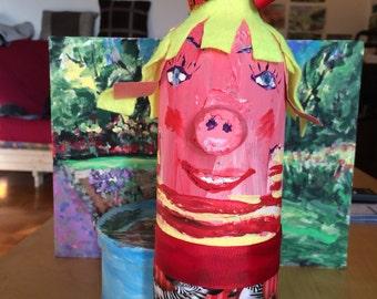 Portia the pig