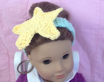 American girl starfish headband.