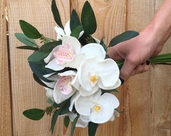 Orchid - Destination Wedding Bouquet