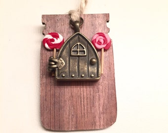Hansel and Gretel Bookmark