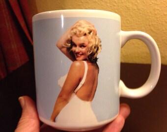 Vintage Marilyn Monroe Photo Mug