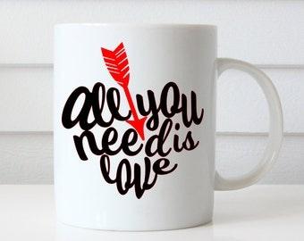 Valentines Day Gift, Girlfriend Mug, Girlfriend Gift, Girlfriend Birthday  Gift, Cute Gifts
