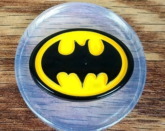 Batman mold /mould -Cameo Mold-Silicone Rubber Mold - fondant-cake decorating - oreo Mold