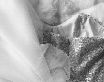Reserved: Custom Wedding Gown Order- Tack
