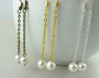 Earrings - elegance