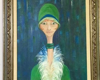 World's Worst Oil Painting 1999