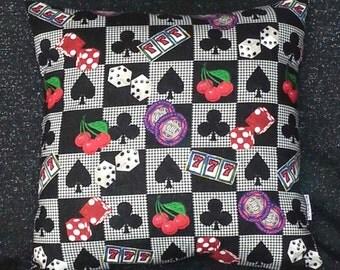 Clubs & Spades Cushion!