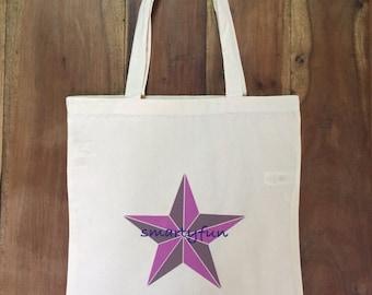 "Smartyfun ""Star"" cloth bag"