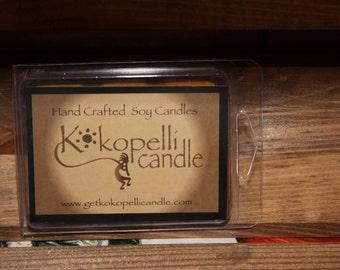 Soy Wax Tarts Pumpkin Pie Kokopelli Candle