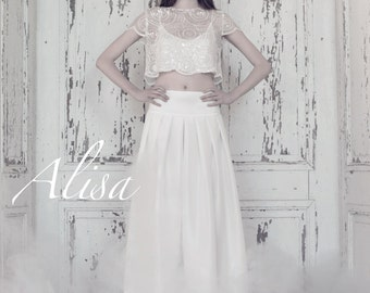 Wedding dress Keira collection Alisa 2016