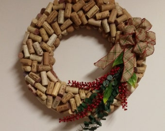 "18"" Christmas Wreath (L3)"