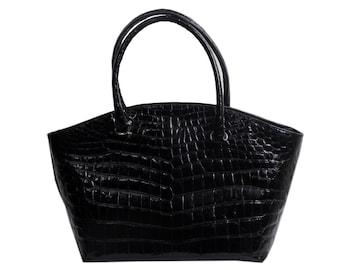 Viviana bag in crocodile
