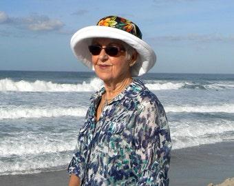 Hawaiian sunhat ,big floppy hat,large sunhat,sun protection hat,wide brimmed sunhat,packable sunhats,summer hat,travel sunhat,best sunhat