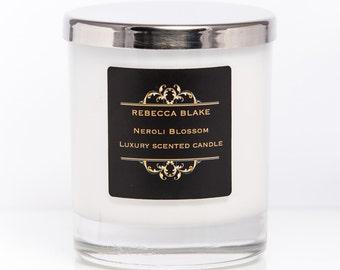 Neroli Blossom Soy Candle