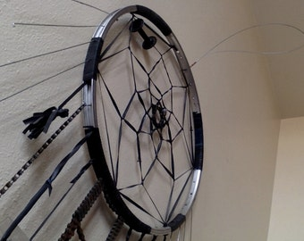 Bicycle Dreamcatcher
