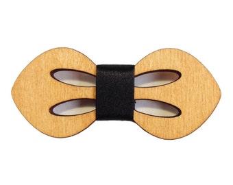 Conan Wooden Bow Tie Men Women Bowtie FREE WORLDWIDE SHIPPING