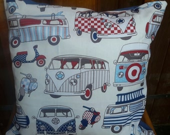 VW campervan pillow