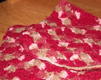 Shell Washcloth
