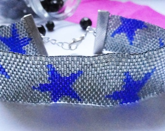 Bracelet Star Blue