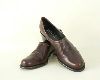Womens Brown Loafers Size 7