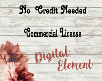 Commercial Use License: For Three Design Use. (add-on- has to be purchased with the artwork)