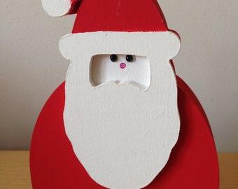REDUCED Freestanding Santa