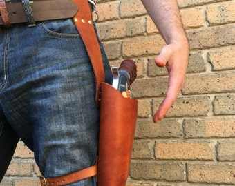 Quickdraw Hammershot Southpaw Holster