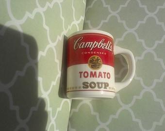 Campbells Tomato Soup Mug