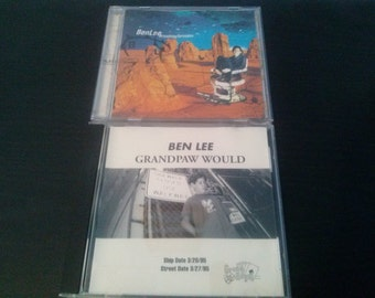 Ben Lee - Breathing Tornados / Grandpaw Would 2 CD set